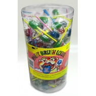 Paint Brush Lollies - 180 Pack