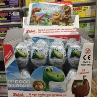 Disney pixar zaini the good dinosaur milk chocolate eggs 12 pieces