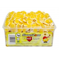 Sweetzone 100% Halal Jelly Sweets- Fried Eggs Tub Of 600pcs