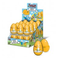 Adventure Time Sweets And Surprise Egg 10g (Pack Of 18
