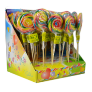 Arkay Hand Made Lollipops Round Shape 50pcs