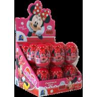 Minnie Mouse Surprise Egg 18 Pcs Full Box