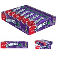 Airheads Grape 15g Sweet American Candy Box 36 Bars