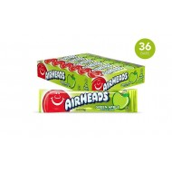 Airheads Green Apple 15g Sweet American Candy Box 36 Bars