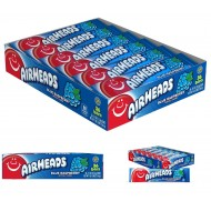 Airheads Blue Raspberry 15.6g Sweet American Candy Box 36 Bars