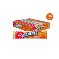 Airheads Orange 15g Sweet American Candy Box 36 Bars
