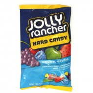 Jolly Rancher Original Flavours Bag 198g (Pack Of 5)