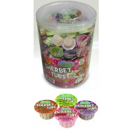 Candy Factory Mini Fizzy Fruit Flavoured Sherbet Tubs Retro Kids Sweets 200