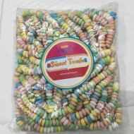 Candy Necklaces Dolly Beads Retro Candy Sweets 30 pieces wedding favours party