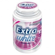 Wrigley Extra Bubblemint Gum Bottle 6 Bottle 46 Pieces