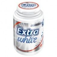 Wrigleys Extra Ice Gum White 6 Bottle 46 Piece