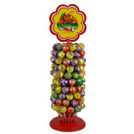 Fruity Lollipop In Stand 120pcs