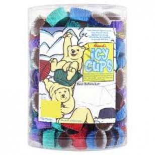 Icy Cups Chocolate Candy Sweets 200 Pieces