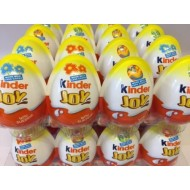 Kinder Joy Milk Chocolate Egg & Surprise Kids Toy 12 Pieces