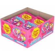 chupa chups cotton bubblegum TUTTI FRUTT 11G BAGS FULL BOX 12 FREE POSTAGE