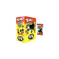 FINI ELTORO BALLS BUBBLE GUMS WITH LIQUID FILLED CENTER PACK : 200
