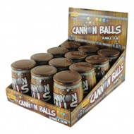 Zed Candy ZED CANNON BALL GUM 12PK