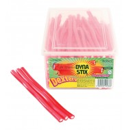 Dexters Dynastix Strawberry FLAVOUR HALAL TUB 110 PCS
