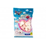 Marsh-ma-Luvs Heart Shaped Marshmallows 140g 8 Bag Halal HMC Certified