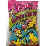 Trolli gummi candy (1000g) Bag