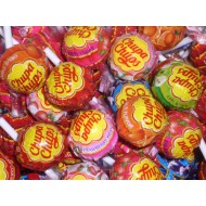 Chupa Chups Lollies Assorted Flavour LOLLIPOPS 50 FREE POSTAGE