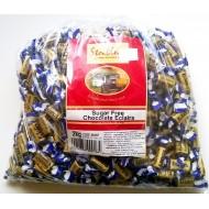 Stockleys SUGAR FREE Chocolate Eclairs Sweets - 1 x 2kg