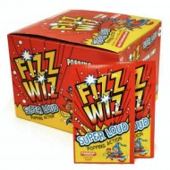 Fizz Wiz Strawberry (space dust) (Box of 50)