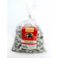 LIME & LIQUORICE (STOCKLEYS) 3KG Suitable for Vegetarians