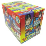 Superman Candy Sticks 16g with stickers 4 stickers inside 48 packs Halal