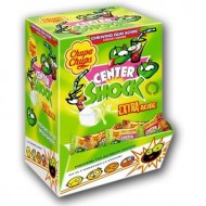 Centre Shock Sour Bubblegum by Chupa Chups (Box of 200)