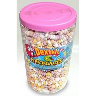 DEXTERS Candy Necklace FRUIT FLAVOUR CANDY. 17g PER UNIT CONTAINS 100