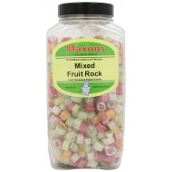 MAXONS Mixed Fruit Rock Jar 3.2kg