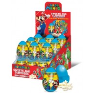 Bon Bon Buddies Super Mario Surprise Egg 10 g (Pack of 18)