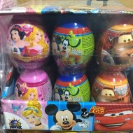 DISNEY MIX  Mickey Mouse SUPER SURPRISE EGGS PACK OF 18 FOR CHILDREN-PARTY-GIFT-BIRTHDAY