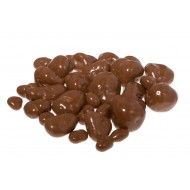 Big Bear MILK CHOCOLATE HONEYCOMB BITES - 1KG - Suitable for vegetarians FREE POSTAGE