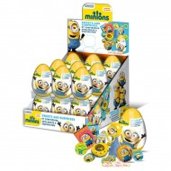 Minions AND NEW Surprises Nouvelles Sweets Eggs  PACK OF 18 BON BON BUDDIES