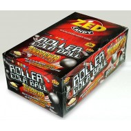 Zed Candy Roller Cola Ball Jawbreaker box of 30
