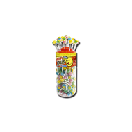VIDAL SMILEY LOLLIES 150 pièces JAR