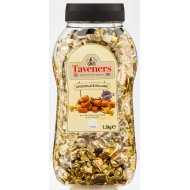 Taveners Chocolate Eclairs 1.5kg Jar Suitable for vegetarians