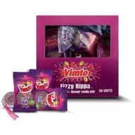 Vimto Fizzy Rippa Roll Pack Of 36 Suitable_for_vegetarians