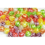 Gibbs FRUIT ROUNDERS Pick n Mix Wedding RETRO SWEETS 1KG BAGS FREE POSTAGE