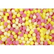 Joseph Dobson Hard Boiled Sweets SHERBET Pips1Kg BAGS (Halal)   SUITABLE FOR VEGETARIANS FREE POSTAGE