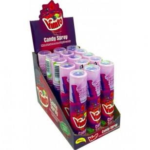 Vimto Xxl Candy Spray (25ml x 15 x 1 pack size)