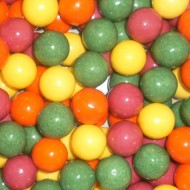Zed Candy RAINBLO ASSORTED FRUIT BUBBLEGUM 100 Suitable for Vegetarians FREE POSTAGE