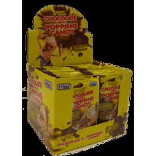 Chocolate Popping Candy 40 Pcs Halal