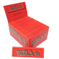 Rizla 50 Booklets Rizla King Size Red Smoking Papers