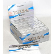 Rizla Rolling Papers Micron King Size Slim 50 Booklets