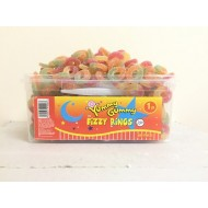 YUMMY GUMMY Fizzy Ring HALAL  x 600 pieces