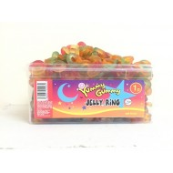 YUMMY GUMMY Jelly Ring HALAL  x 600 pieces