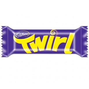 Cadbury Twirl Box Of 48